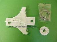 VW PASSAT ELECTRIC WINDOW REGULATOR REPAIR KIT REAR-RIGHT DRIVER SIDE OSR